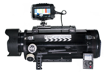 Underwater Housing RED Epic DrGON