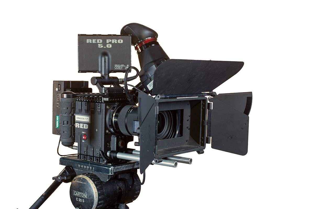 01 RED Dragon B Camera
