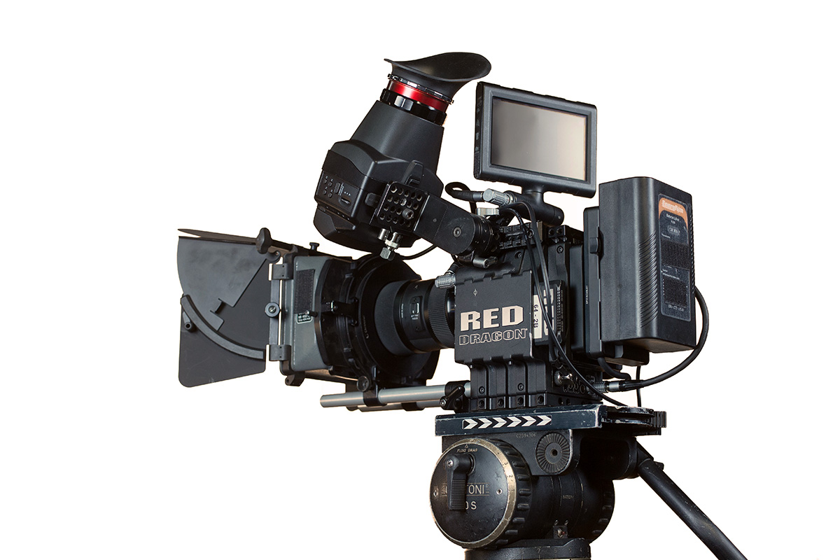 03 RED Dragon B Camera